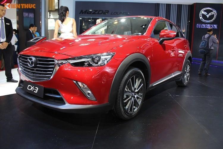 Top 10 mẫu xe bán nhiều tháng 10/2016 8