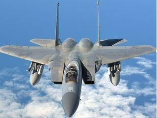 Mỹ nâng cấp mạnh mẽ F-15 vì e ngại J-10 của Trung Quốc