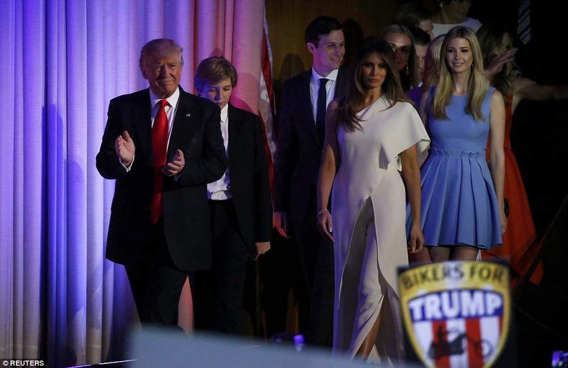 Gia đình Donald Trump