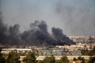 Tình hình chiến sự Syria: Aleppo hóa đài lửa với 6 nghìn tay súng rầm rập tiến về
