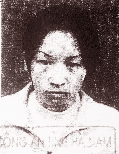 Đối tượng Hà Thị Vân