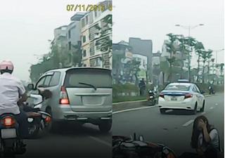 Tiết lộ danh tính người lái xe Innova tông ngã cô gái trẻ rồi bỏ chạy