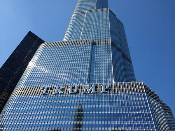 tháp Trump