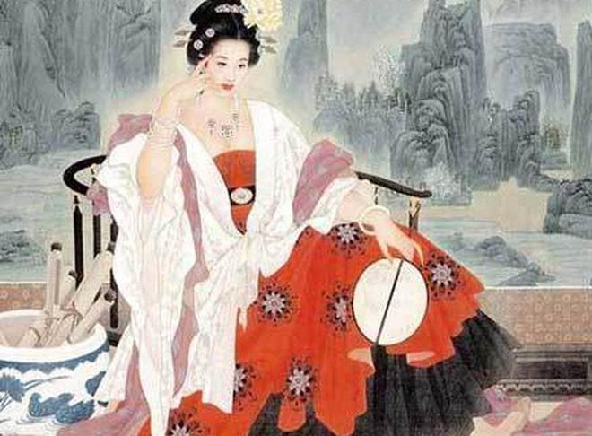 Dương Quý Phi là người phụ nữ xinh đẹp, tài sắc vẹn toàn, đàn ca múa hát đều say mê lòng người