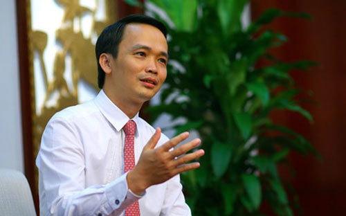 Trịnh Văn Quyết, tỷ phú USD thứ 2 tại Việt Nam.