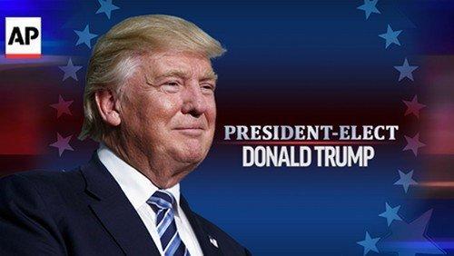 Ứng viên đảng Cộng hòa Donald Trump chính thức trở thành Tổng thống Mỹ thứ 45