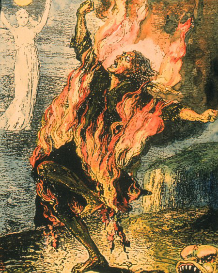 người tự bốc cháy 5