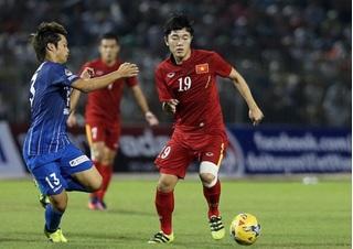 Hàng công kém duyên, ĐT Việt Nam bị đội bóng J-League cầm hòa
