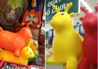 Đây là những loại đồ chơi cực độc cho trẻ: Hãy