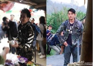 Lâm Chí Dĩnh, Quách Phú Thành gây xôn xao khi có mặt tại Cao Bằng, Việt Nam