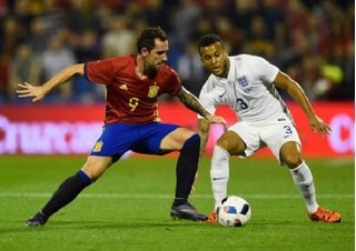Lịch thi đấu bóng đá 15/11/2016, đại chiến Anh - Tây Ban Nha