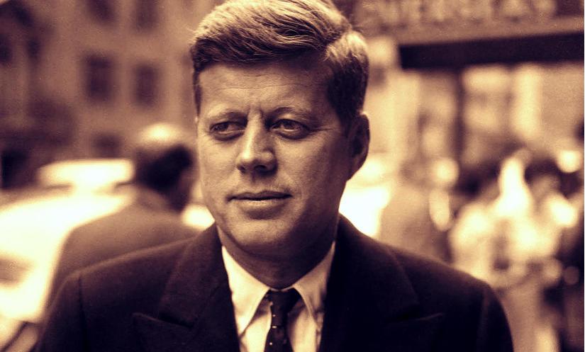 Ông Kennedy đã đem tiền lương Tổng thống đi làm từ thiện