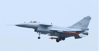 Máy bay J-10 liên tiếp gặp tai nạn, Trung Quốc