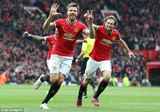 Michael Carrick sẽ là chìa khóa để Man United giành chiến thắng