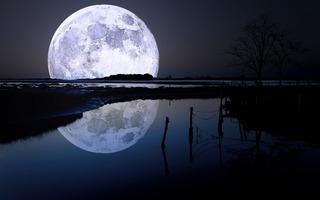 Phí cả đời nếu bỏ lỡ những hình ảnh về siêu trăng đẹp nhất 68 năm qua