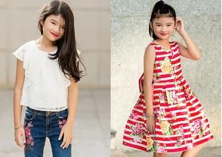 8 tuổi, con gái Trương Ngọc Ánh sành điệu không thua mẹ