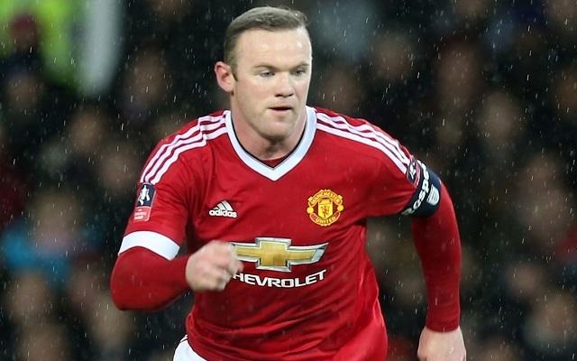 Rooney chấn thương trước trận gặp Arsenal