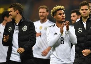 ĐT Đức và Italia nhạt nhòa trong một trận đấu không bàn thắng