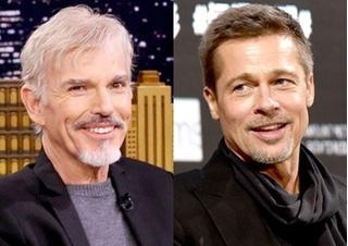 Chồng cũ của Angelina Jolie muốn đóng phim với Brad Pitt