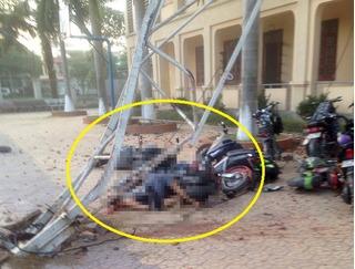 Cần cẩu đè chết học sinh Nghệ An: Hủy quy hoạch dự án