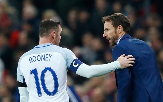 Rooney đang chịu sức ép lớn