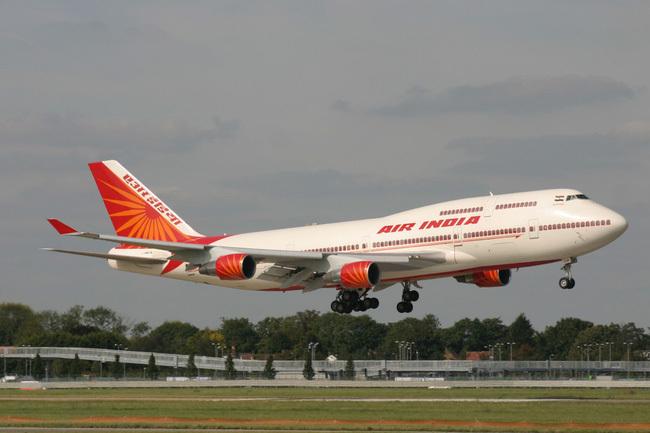 Đây không phải lần đầu suất ăn trên máy bay Air India bị phàn nàn về vấn đề vệ sinh