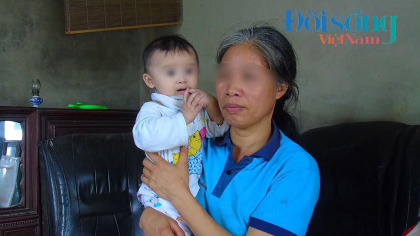 Bà Lụa và đứa cháu ngoại tội nghiệp