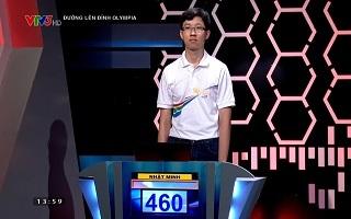 Các màn trả lời trí tuệ thần tốc của cậu bé Google Nhật Minh