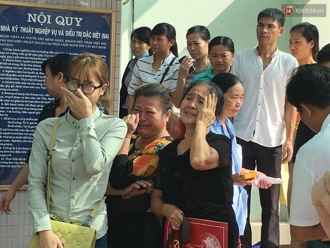 Gia đình nạn nhân vụ nổ bốt điện đau đớn hay tin dữ về vợ chồng ông Thái