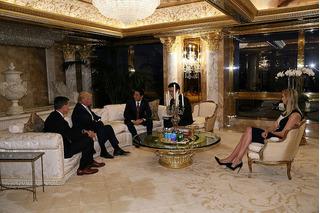 Bị chỉ trích khi tham gia gặp Thủ tướng Nhật, Ivanka Trump từ nay