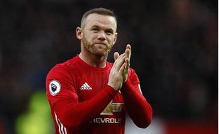 Tiền đạo người Anh Wayne Rooney sau scandal uống rượu: