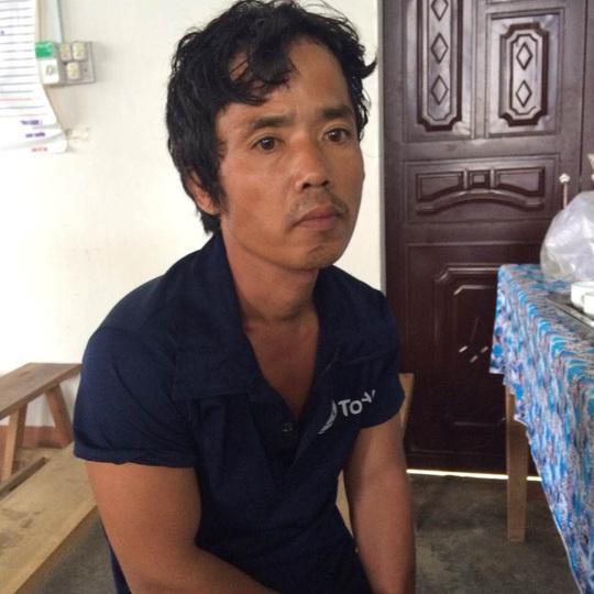 Nghi can Giang Văn Mạnh trong vụ án chồng đánh chết vợ ở Đắk Lắk