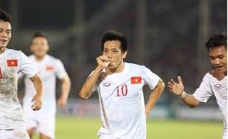 Văn Quyết ghi bàn, đội tuyển Việt Nam mở màn thành công