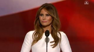 Tân Đệ nhất Phu nhân Mỹ Melania Trump chưa tốt nghiệp đại học?