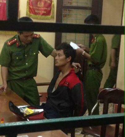 bé gái bị sát hại ở Phú Xuyên, chân dung nghi phạm