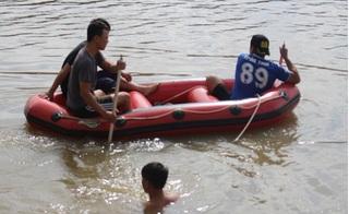 Mẹ ôm 2 con nhảy sông Sài Gòn tự tử: Đã tìm thấy thi thể 2 nạn nhân