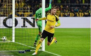 Trai đẹp tỏa sáng, Dortmund nã vào lưới đối thủ 8 bàn