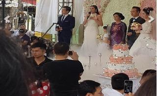 Đám cưới 10 tỷ ở Hưng Yên gây xôn xao với dàn khách mời
