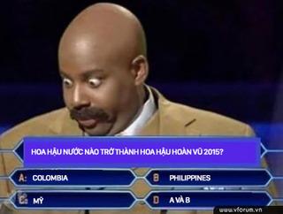 Loạt ảnh chế không thể nhịn cười khi người nước ngoài chơi Ai là triệu phú Việt Nam
