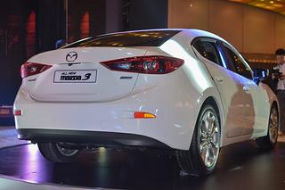 Trên 16.000 xe Mazda3 bị triệu hồi để khắc phục lỗi phần mềm hệ thống túi khí