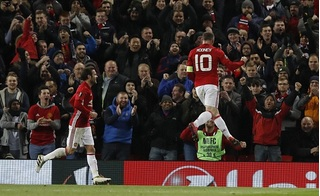 Rooney tỏa sáng giúp Man United