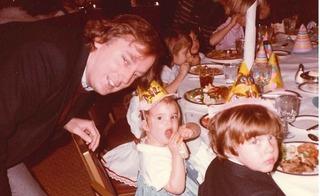 Những bức ảnh tư liệu hiếm có về gia đình ông Donald Trump 20 năm trước