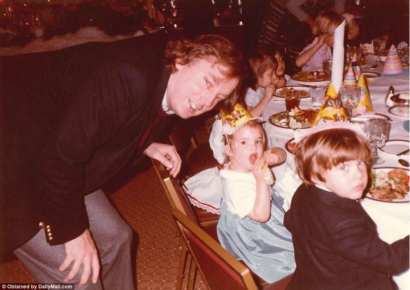 gia đình ông Donald Trump