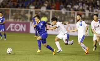 Thái Lan quyết định lạ trong loạt đấu cuối cùng vòng bảng AFF Cup
