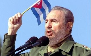 Những hình ảnh không thể quên về vị lãnh đạo huyền thoại Fidel Castro