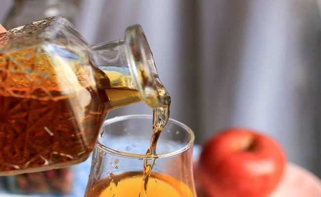 Thanh lọc cơ thể bằng mật ong và dấm táo cực kỳ tốt