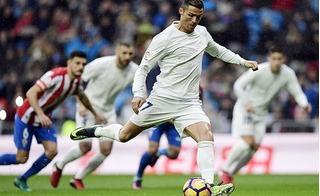 CR7 lập cú đúp, Real Madrid giữ vững ngôi đầu