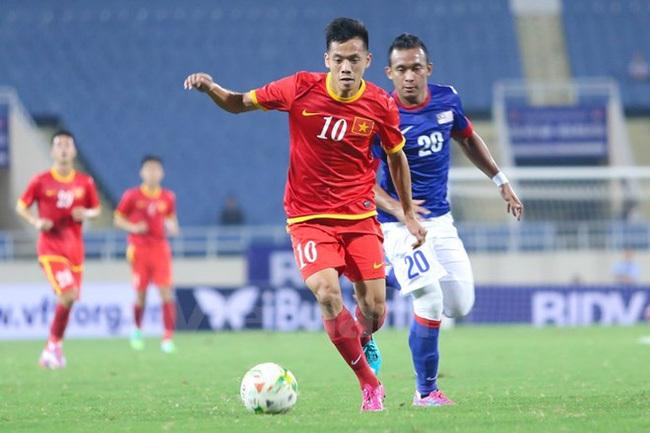 Đội tuyển Việt Nam ảnh 1