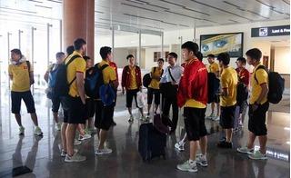 Kết thúc vòng bảng AFF Cup, đội tuyển Việt Nam xách va ly về nước