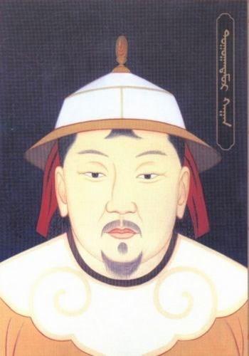 Ảnh chân dung vua Thỏa Hoàn